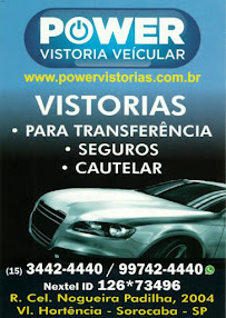 POWER VISTORIA VEICULAR