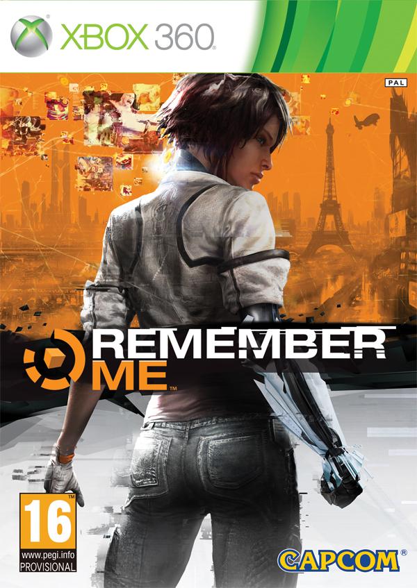 Remember Me - Portada XBOX 360