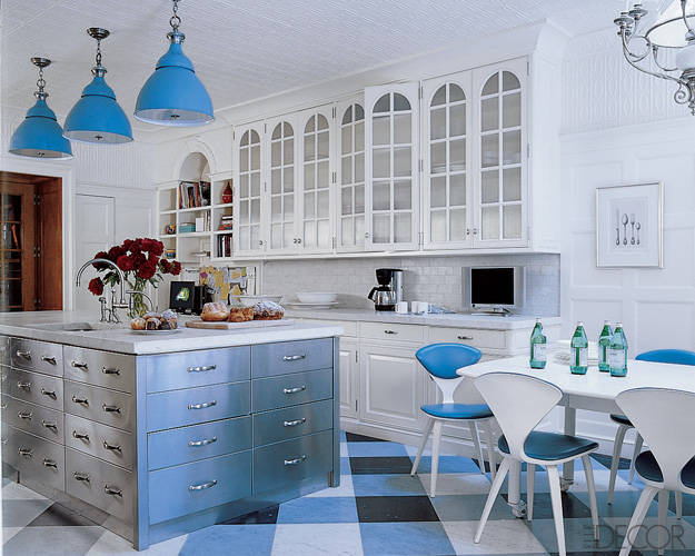 To da loos blue and white gingham not just for men 39 s for Not just kitchen ideas