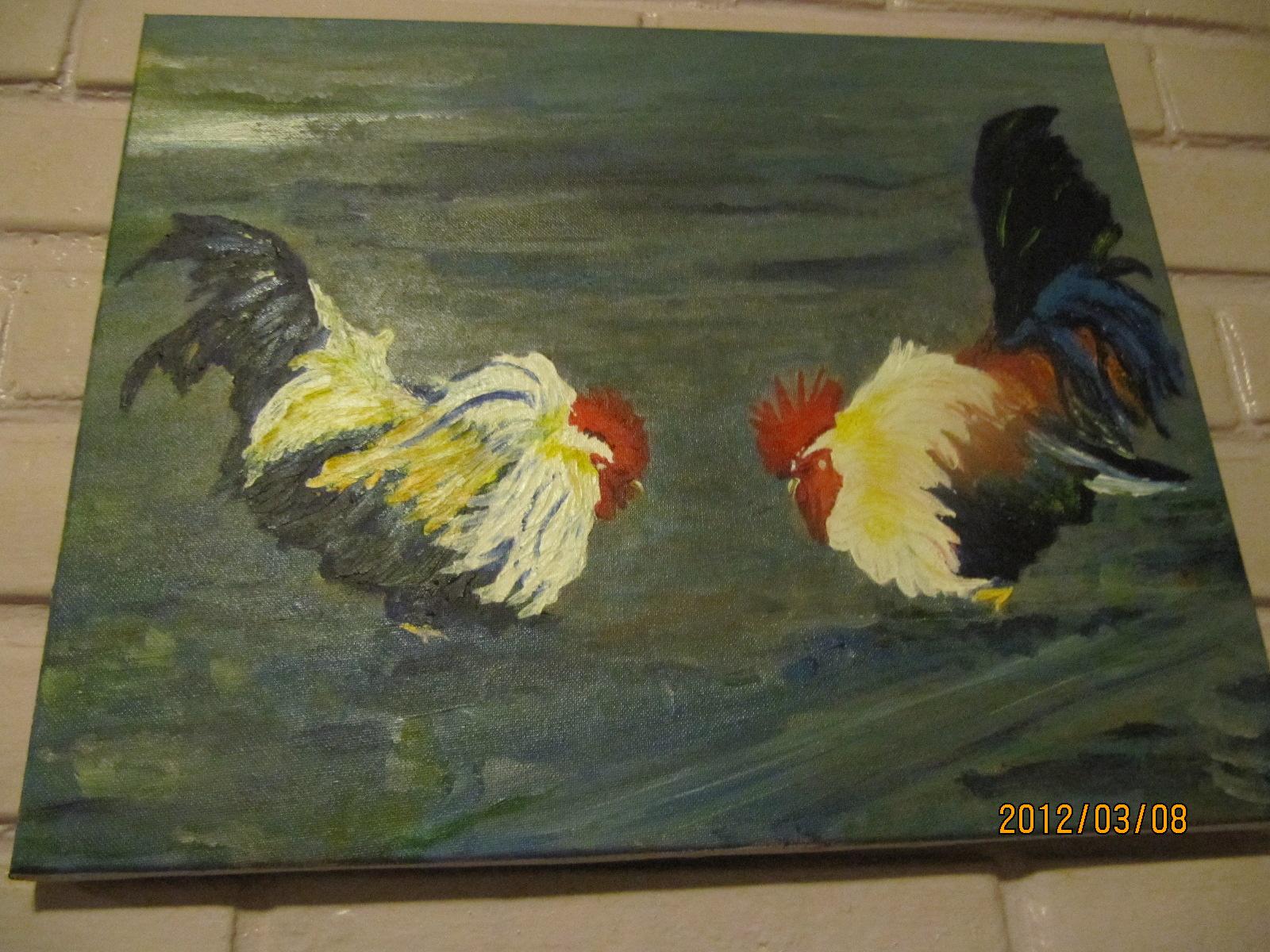 Exposici n en cartagena pintores por gusto - Pintores en cartagena ...