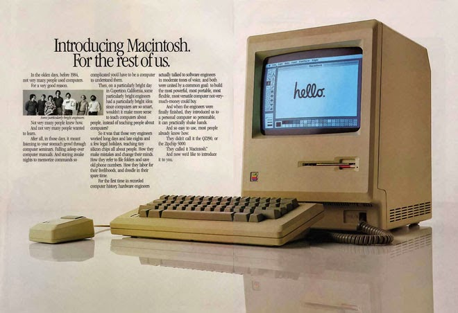 apple machintosh