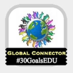 Global Connector Badge