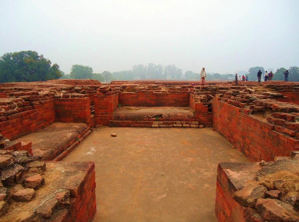 Nalanda university, Bodhgaya bihar