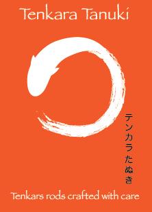 Tenkara Tanuki