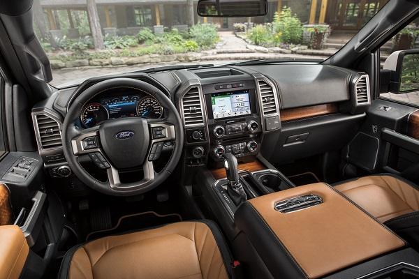 Ford F-150 Limited Trim