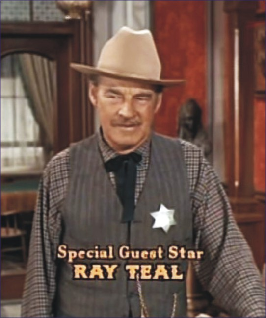 ray teal death
