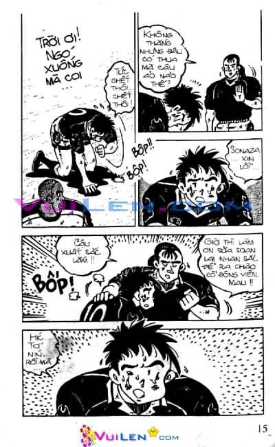 Jindodinho - Đường Dẫn Đến Khung Thành III Tập 63 page 15 Congtruyen24h