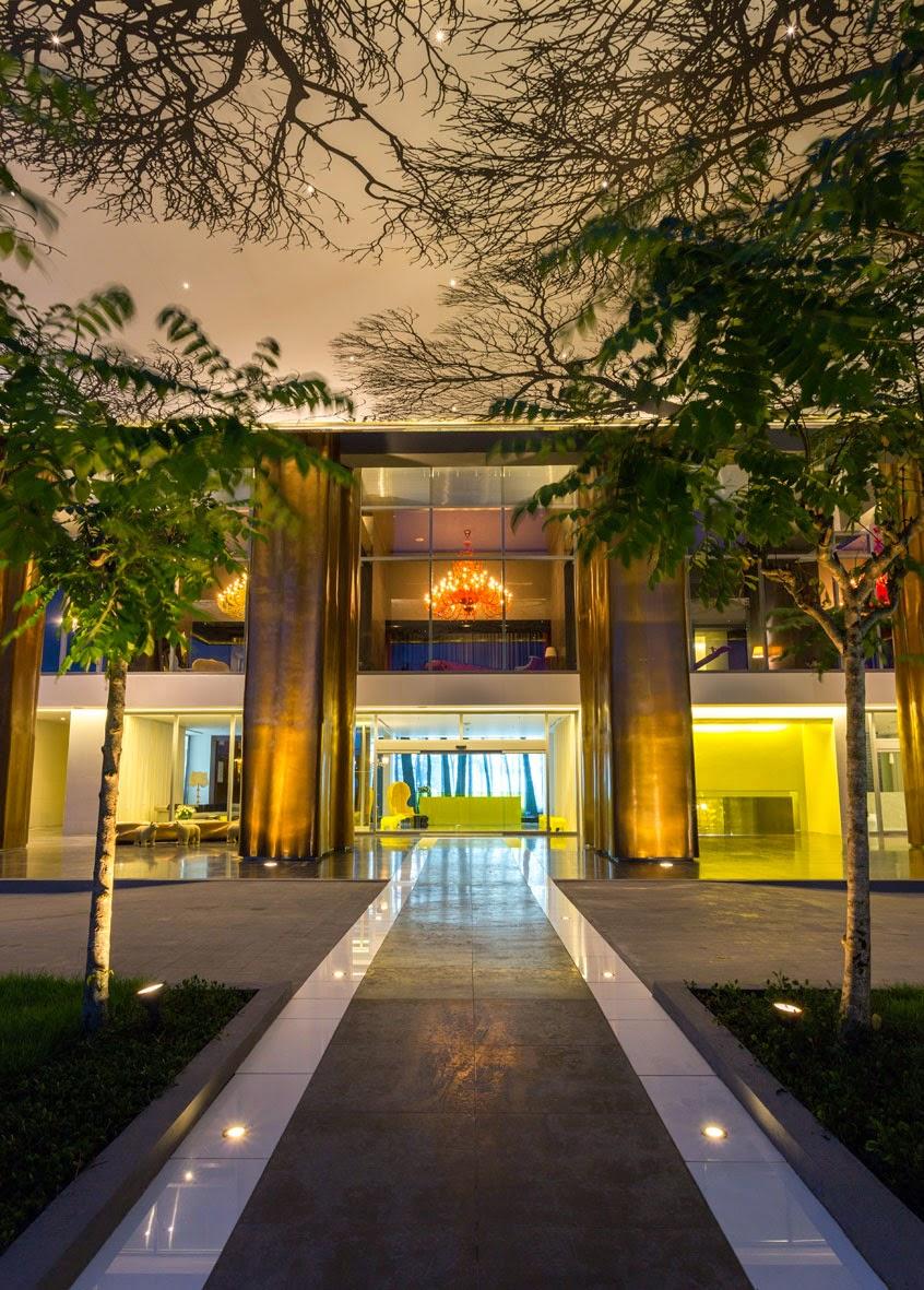 Arquitectura arquidea proyecto de arquitectura yoo panam for Jardines verticales panama