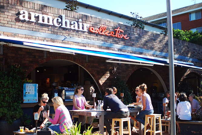 The Armchair Collective Sydney Food Blog