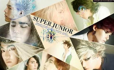 Super Junior Sexy Free & Single Music Video (6th jib)