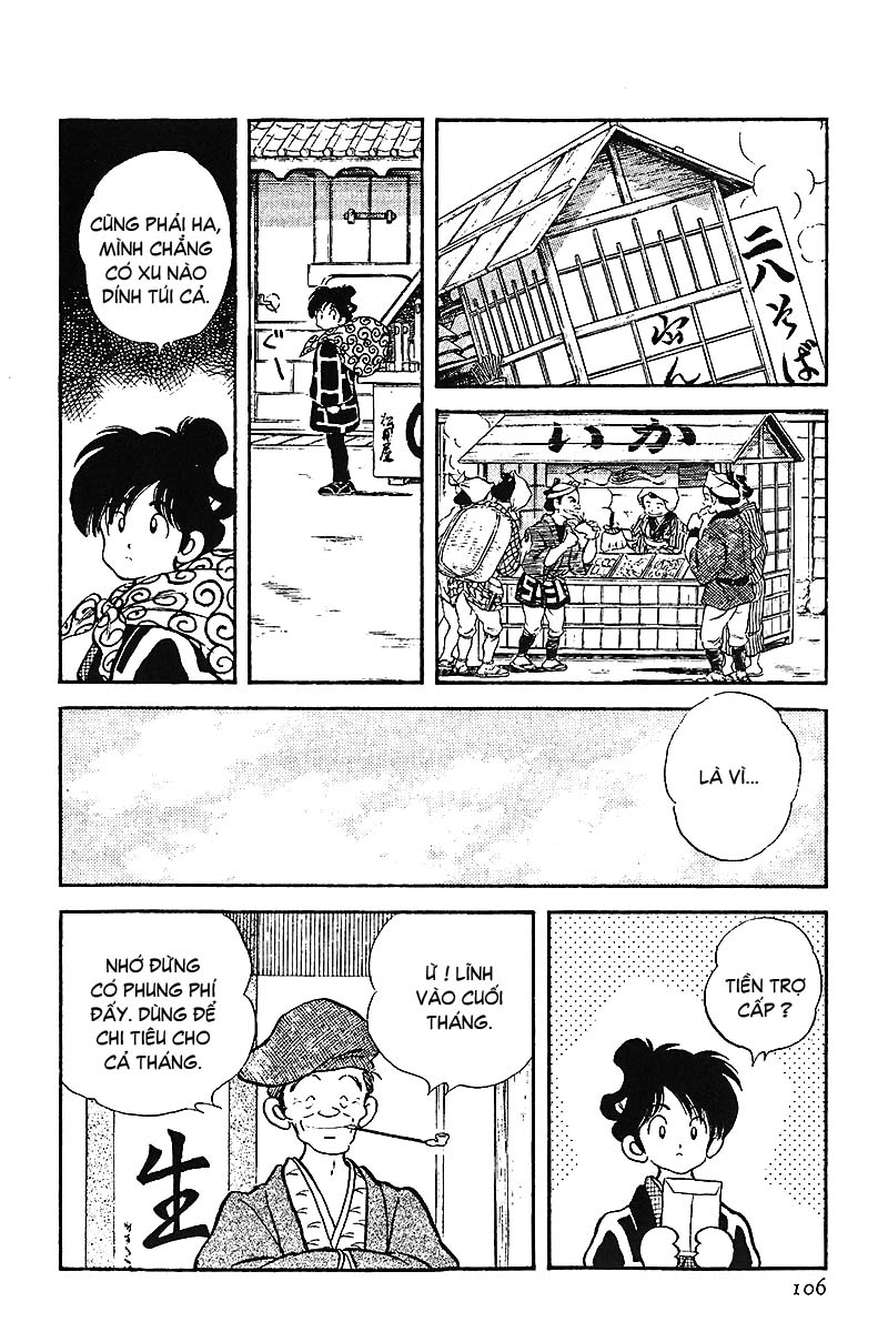 Nijiiro Togarashi - Ớt Bảy Màu chap 5 - Trang 12