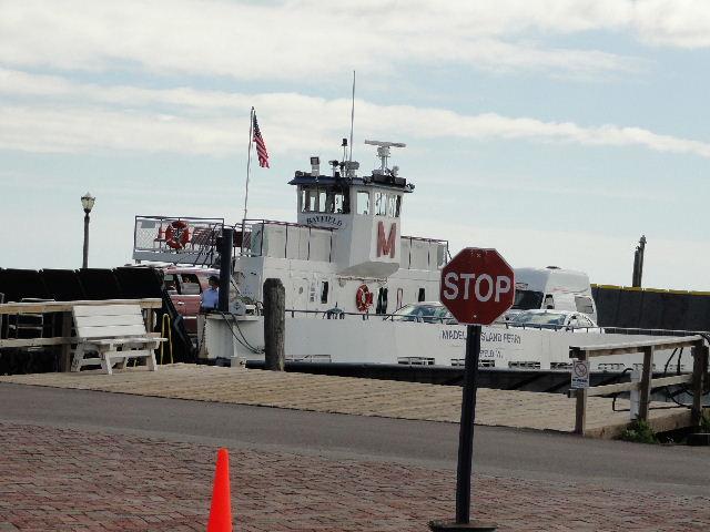 Madeline Island Ferry Landing