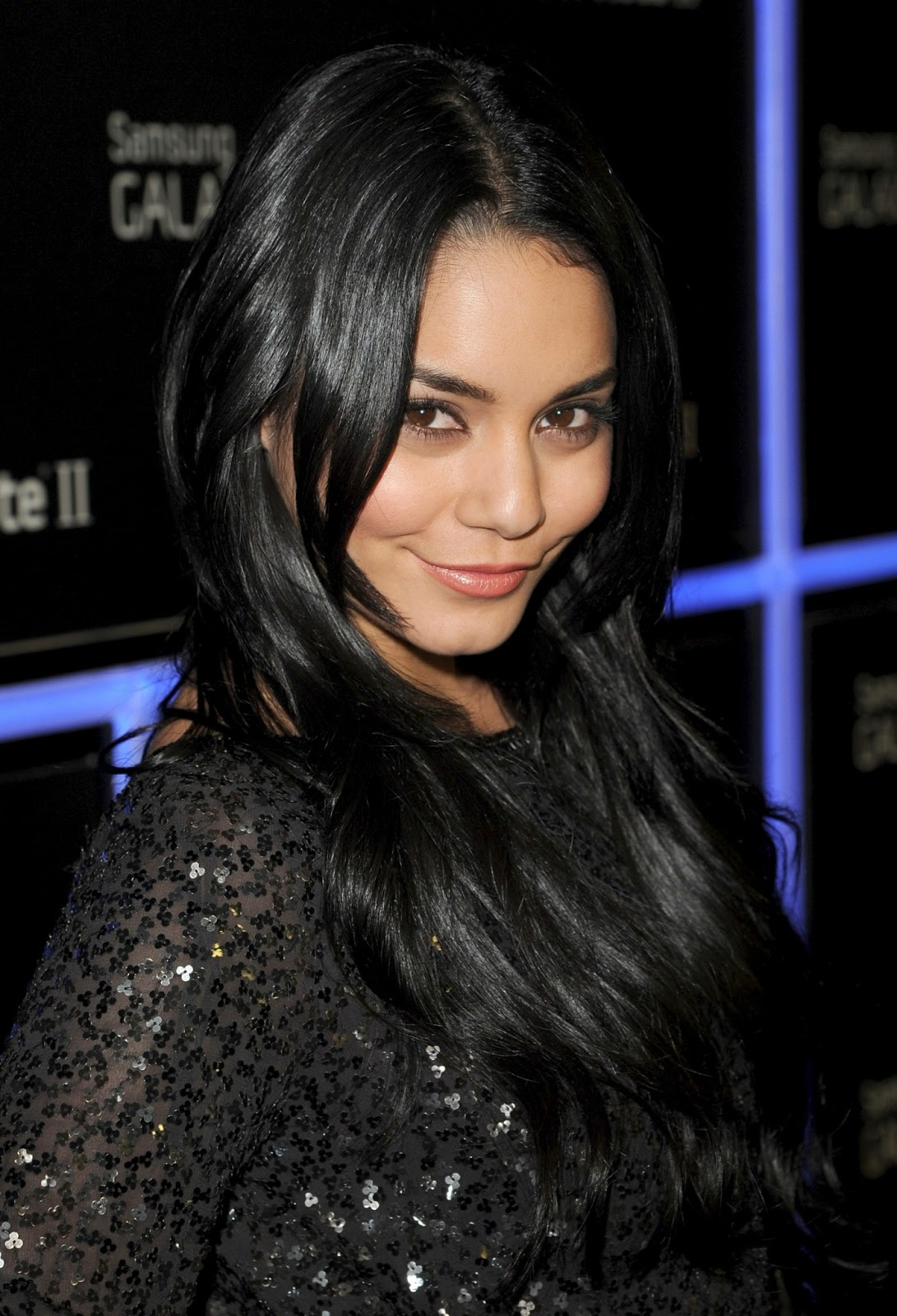 Vanessa Hudgens Samsung Galaxy Note II Launch in Beverly Hills