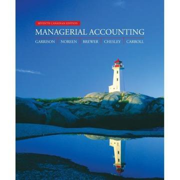 managerial accounting problems and solutions pdf