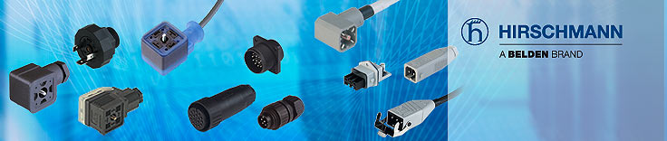 HIRSCHMANN Connetors | Authorized Distributors | Industrial Connectors