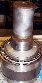 Eaton hydraulic motor 112-1067-006 repair