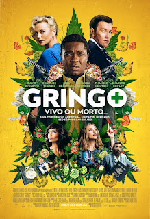 Gringo – Vivo ou Morto Dublado Online