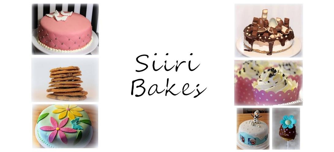 SiiriBakes