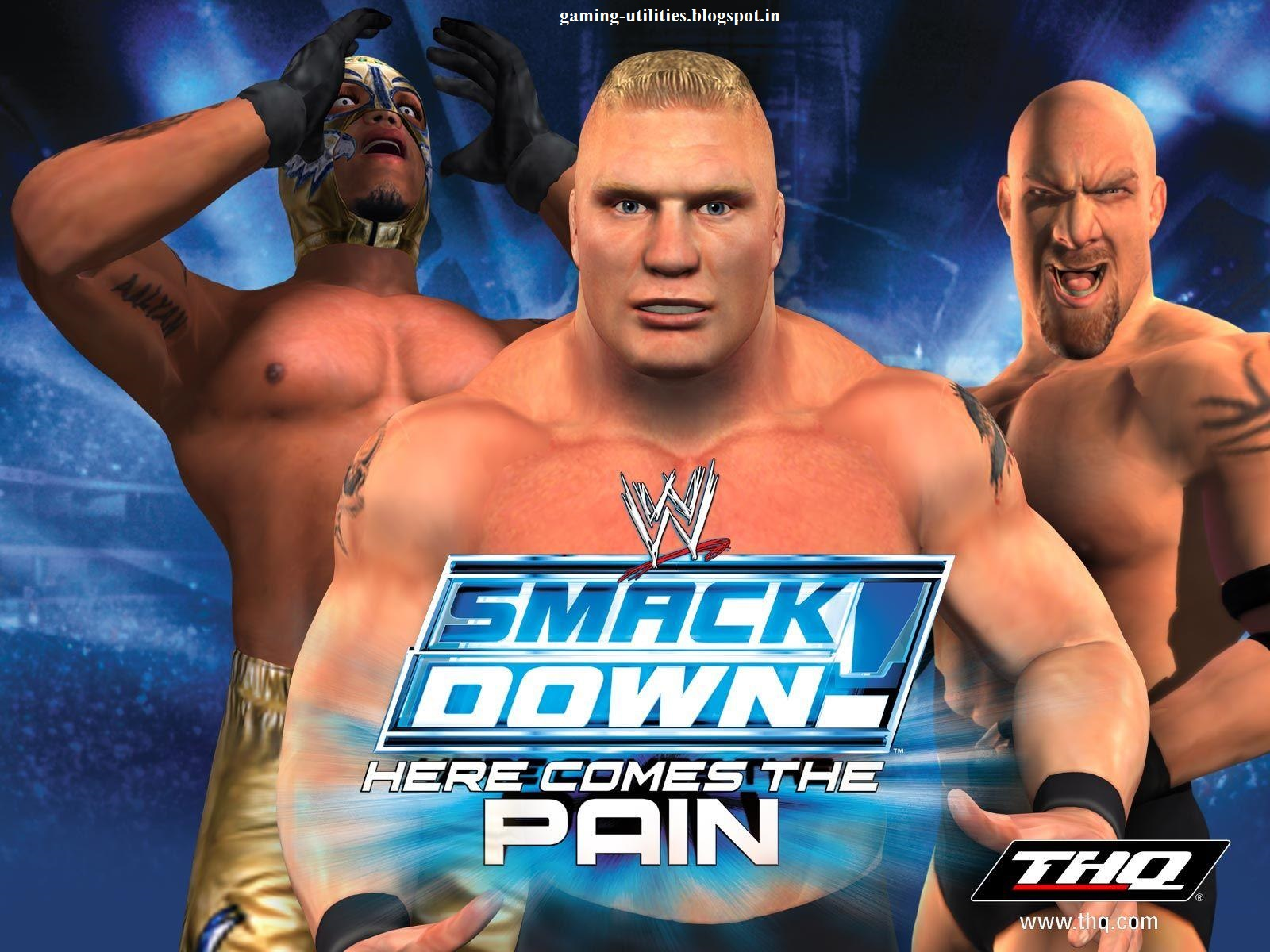Smack-down-here-comes-the-pain-highly-compressed-download ~ Gaming ...