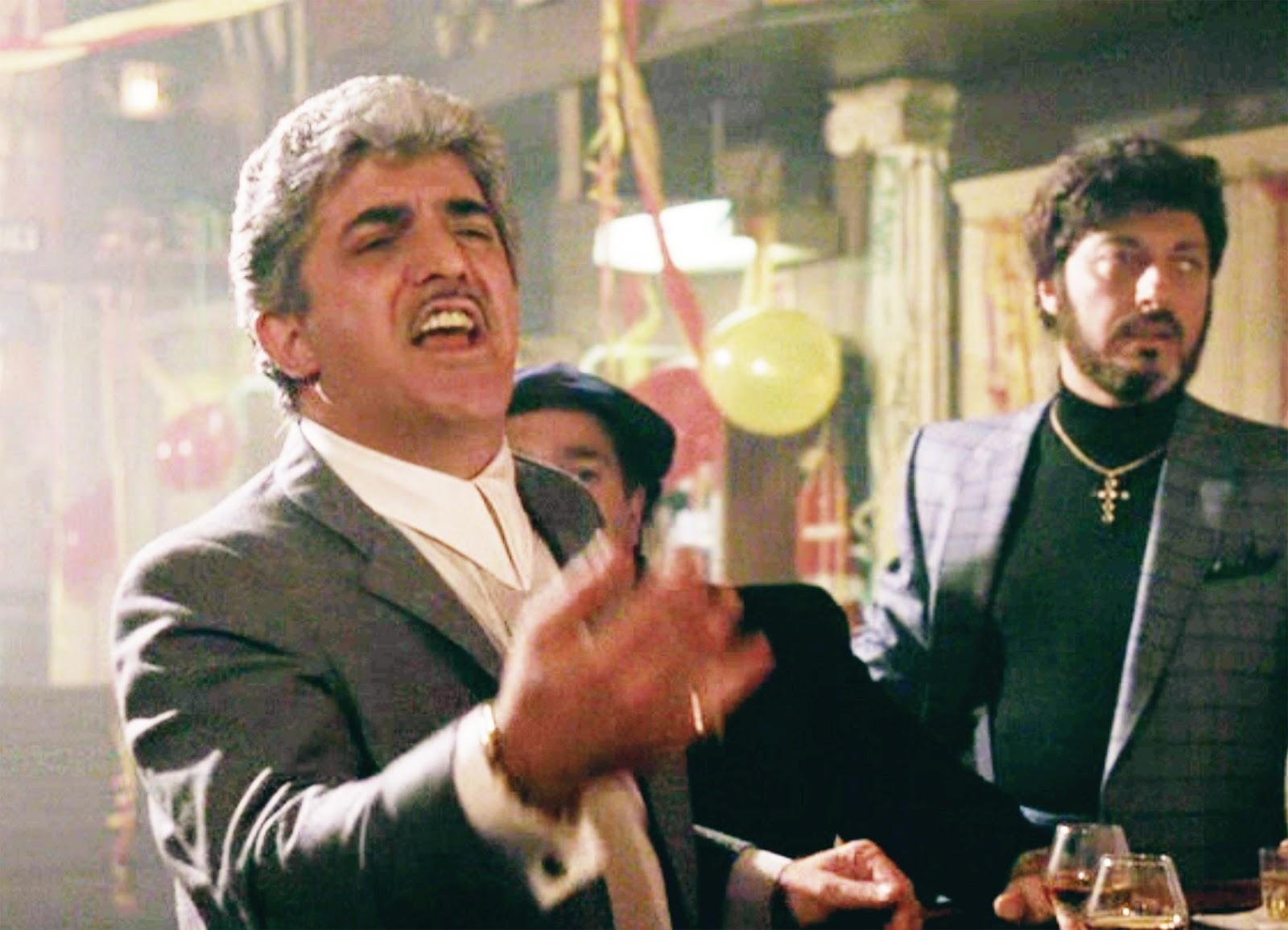 Sopranos and Goodfella...