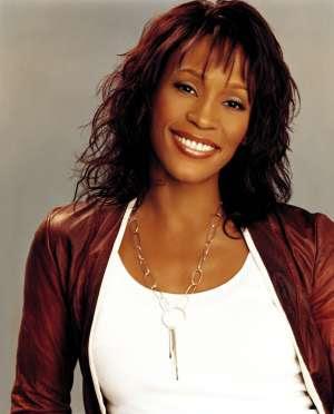 fotos de Whitney Houston