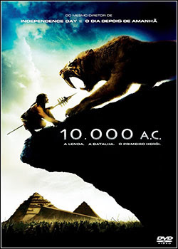 Download - 10.000 A.C. - DVDRip RMVB Dublado