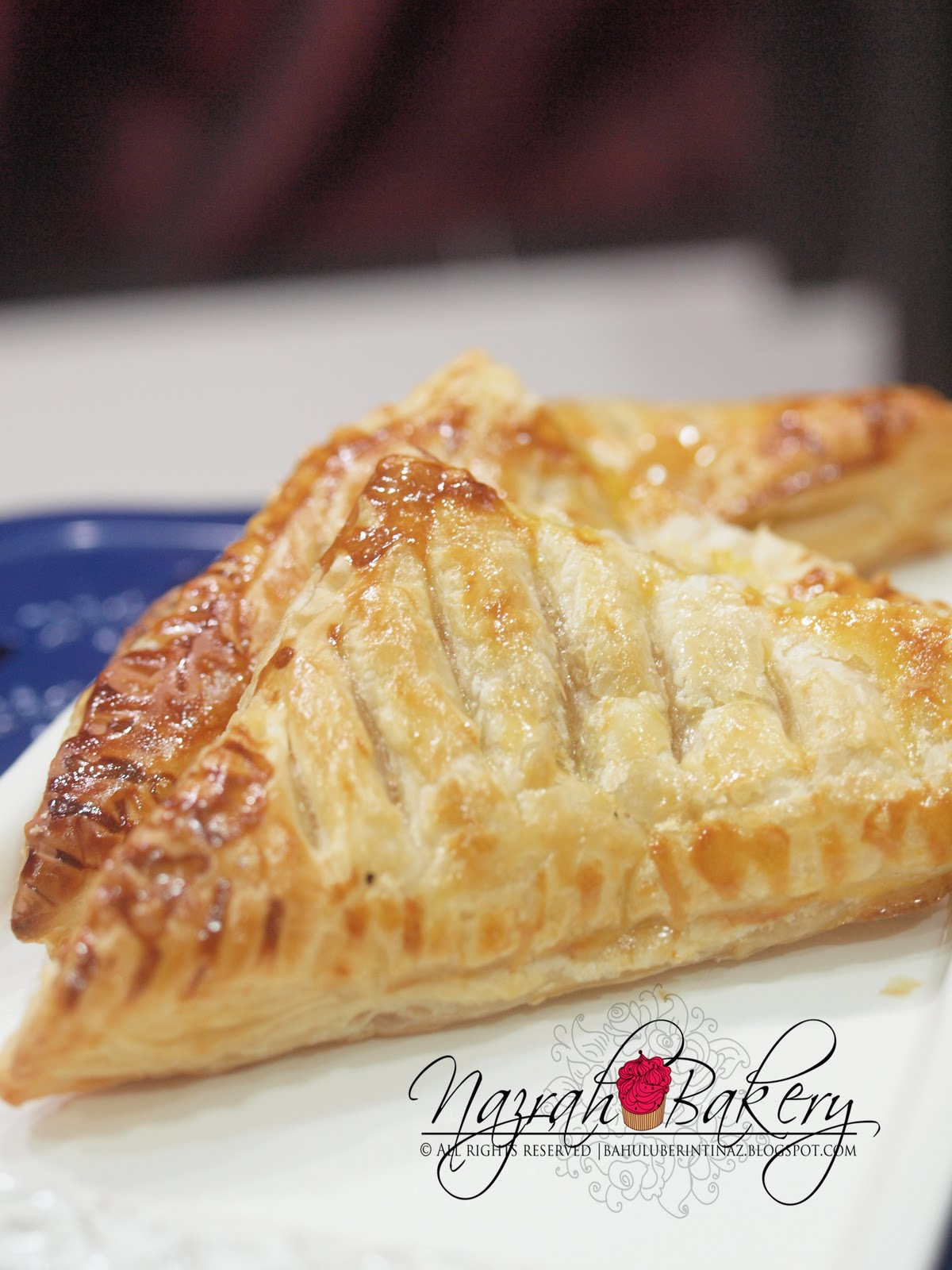 how to make apple pie with puff pastry