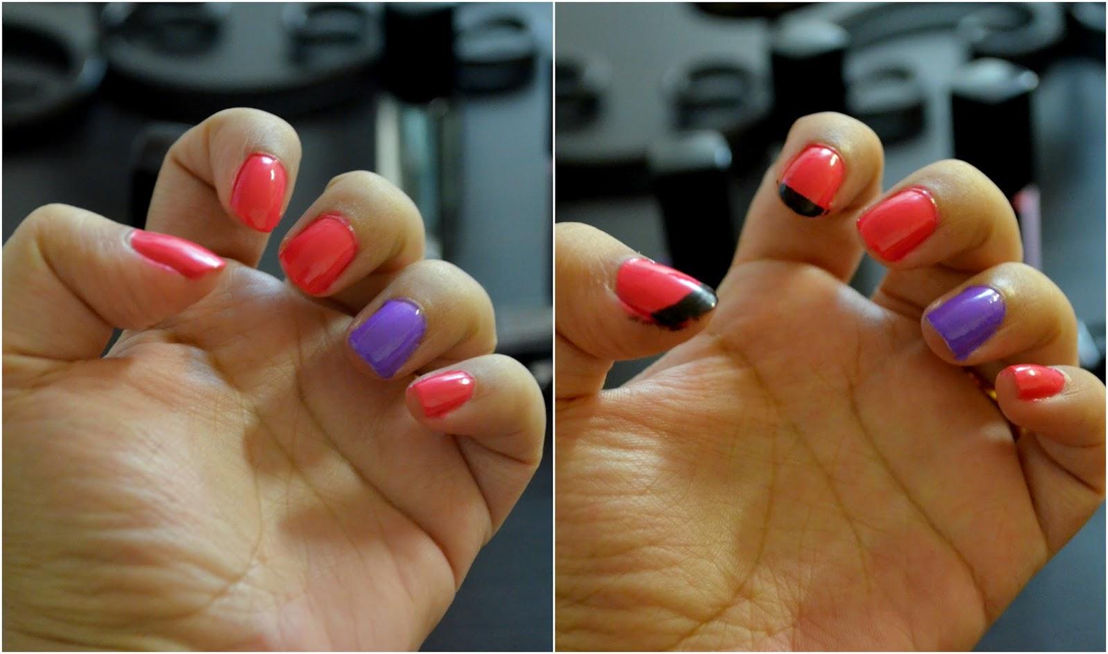 winterize nail art
