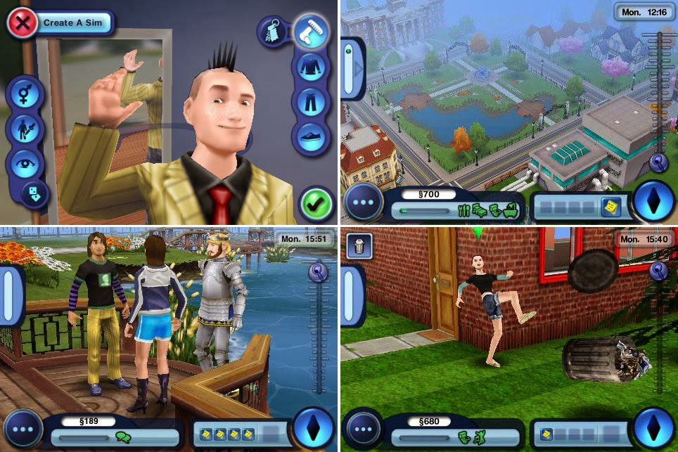 The Sims 3 1.0.4.6 Apk + Data Full İndir
