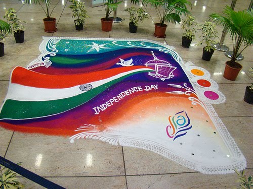 India independence day 2017 decoration ideas rangoli for 15th august independence day decoration ideas
