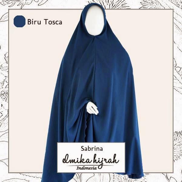 Bergo Sabrina Elmika Hijrah hijab syar'i