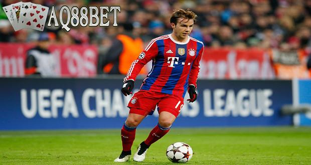 Bandar Bola - Penampilan Mario Gotze bersama Bayern Muenchen musim lalu sesungguhnya tak buruk. Terbukti 14 gol berhasil dicetak oleh Gotze untuk Bayern Muenchen sepanjang musim lalu.
