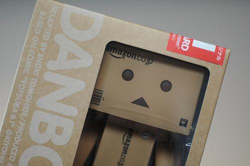 Danbo, Boneka Kardus Yang Menggemaskan [ www.BlogApaAja.com ]