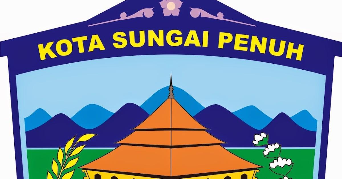 Logo Kabupaten Kota Logo Kota Sungai Penuh Jambi