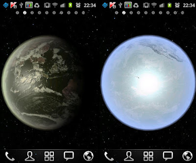 Earth HD Deluxe Edition 3.3.6 screenshot