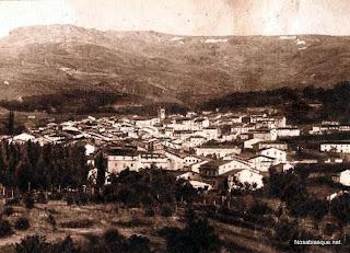 Candelario Salamanca en 1935 vista general