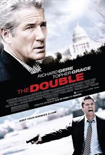 The Double (2011) Hindi Dual Audio BluRay | 720p | 480p
