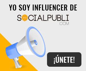 SOMOS INFLUENCER DE SOCIALPUBLI.COM