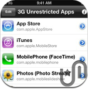 3G Unrestrictor 5 (iOS 5 & 6) 5.3-1 For iPhone iPad [DEB DOWNLOAD]