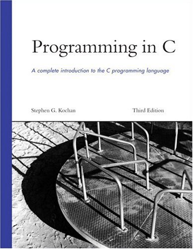 High Definition Ebooks Programming In C A Complete