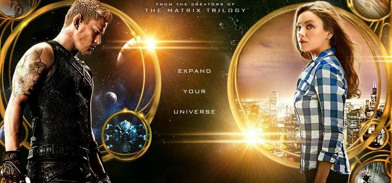 Warner Bros adia O Destino de Júpiter para fevereiro de 2015