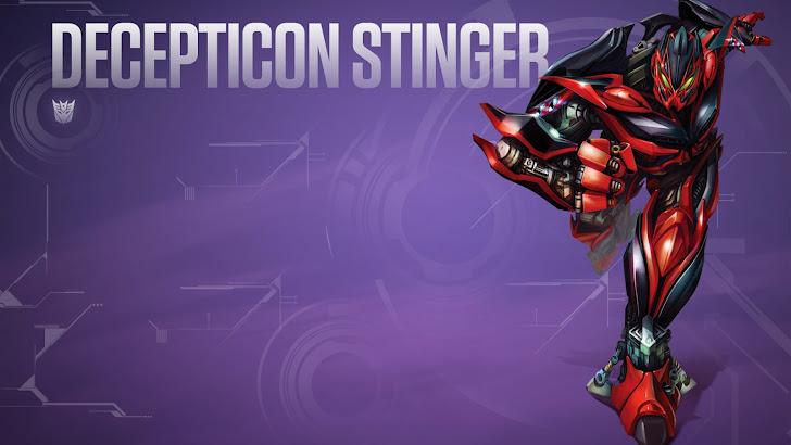 decepticon stinger transformers age of extinction 4 2014