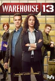 Assistir Warehouse 13 5 Temporada Dublado e Legendado