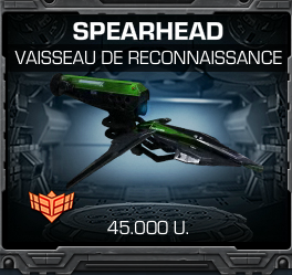 Darkorbit Spearhead