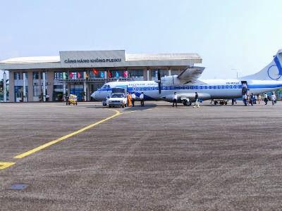Gia Lai: Đẩy nhanh tiến độ sân bay Pleiku