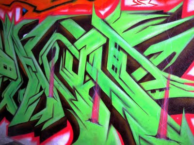 Graffiti Letters Shadow Art Images