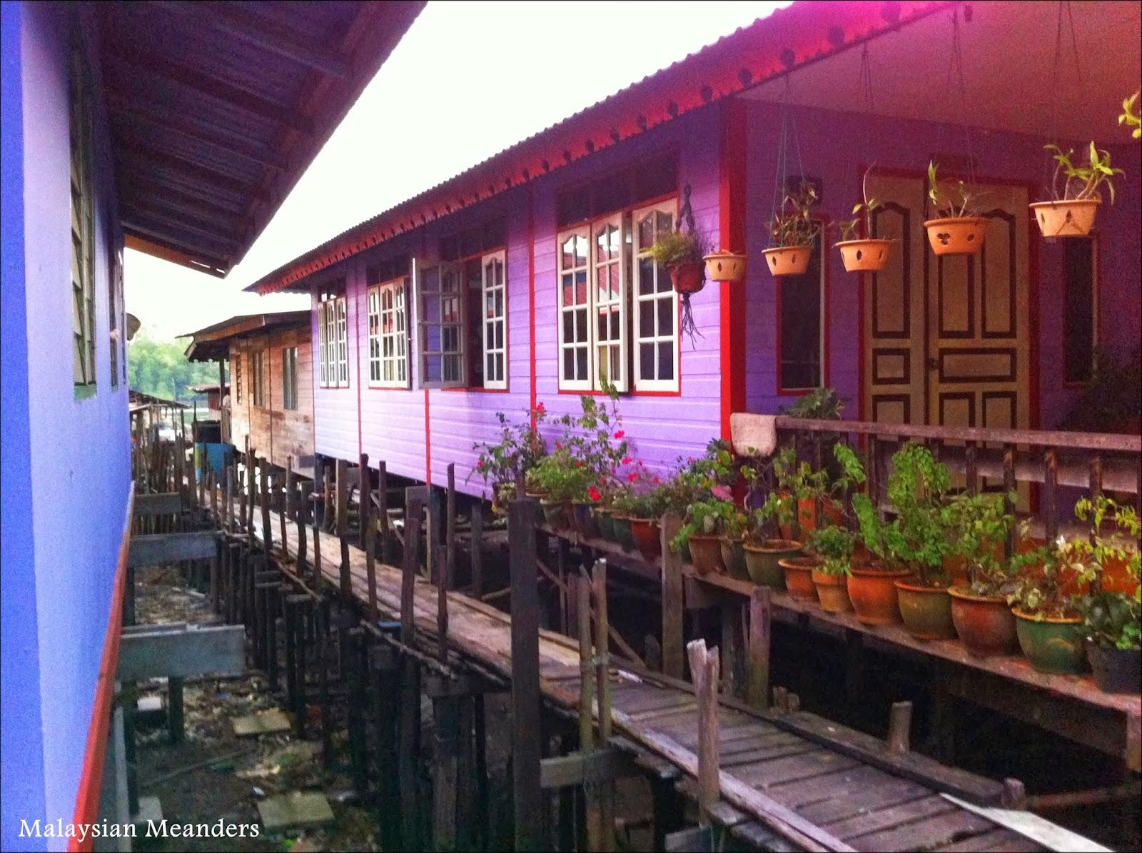 Santubong, Sarawak, Borneo
