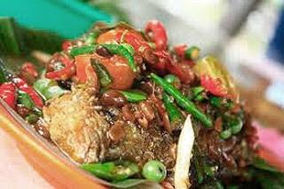 Resep Masakan  Gurame Bumbu Tauco