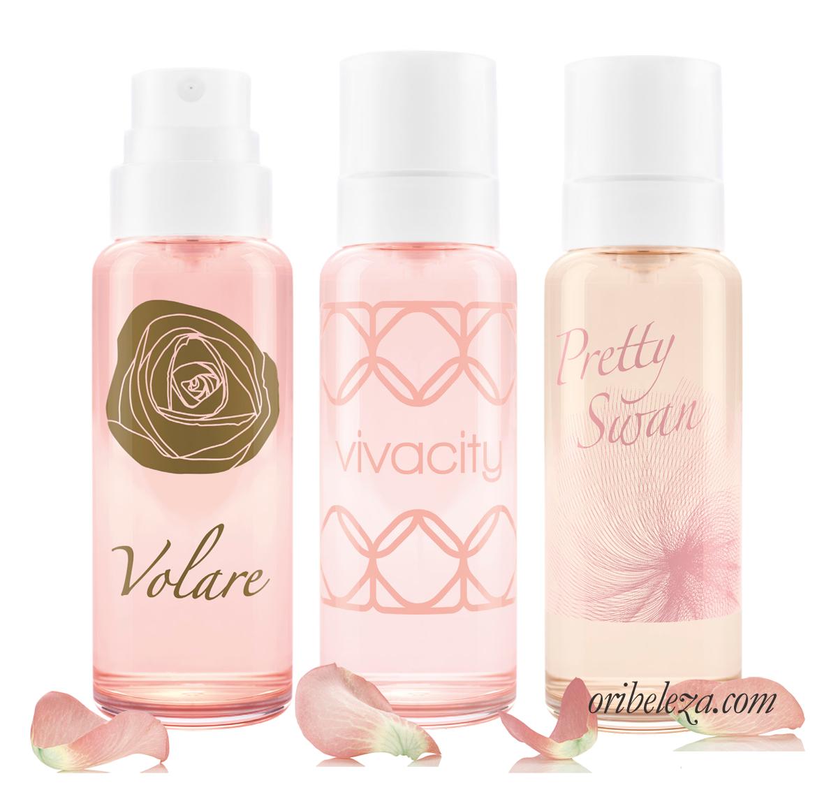Sprays para Mala das Suas Fragrâncias Preferidas da Oriflame