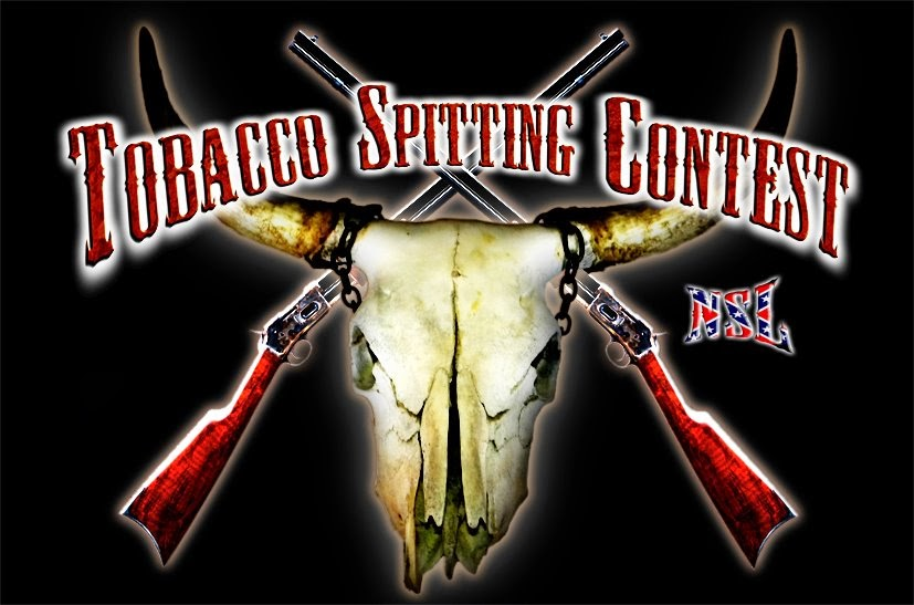 TOBACCO SPITTING CONTEST